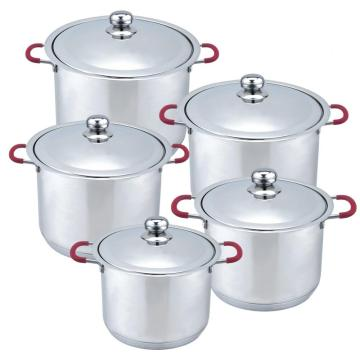 Hot sale 10pcs stock pot JAPAN