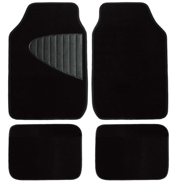 4PCS Universal Car Floor Mats Carpet Floor Mats