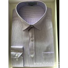 Hign Class Yarn Dyed Business Shirt