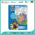 Paw Patrol poster art set
