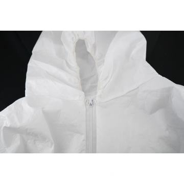 protective clothing-white