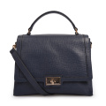 Classic Design Saffiano Cow Leather Ladies Tote Handbag