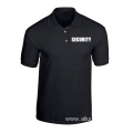 Security Guard Polo Shirt Embroidered Printed Logo uniform