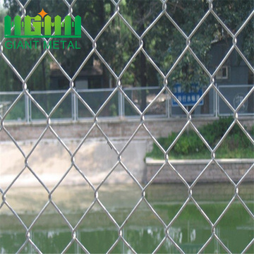 Anping factory tension bar chain link fence