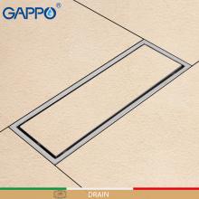 GAPPO Drains Anti-odor Bathroom Floor Drainer bath drainers stopper Bathtub Shower Drainers Strainers