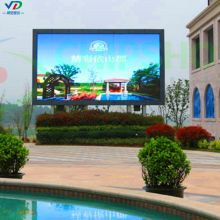 P10 outdoor advertising led screen