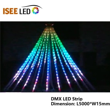 DMX512 Linear Rgb Led Lights