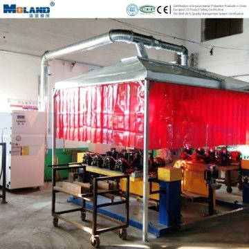 Centralized Welding Fume Extraction Air Purification System