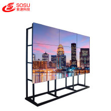 LCD DID video wall hd sin costuras