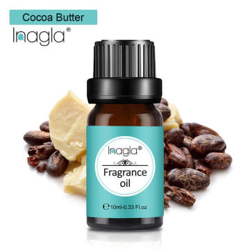 Inagla Cocoa Butter Crush Fragrance Essential Oils 10ml Pure Plant Fruit Oil For Aromatic Aromatherapy Diffusers Liquorice Oil