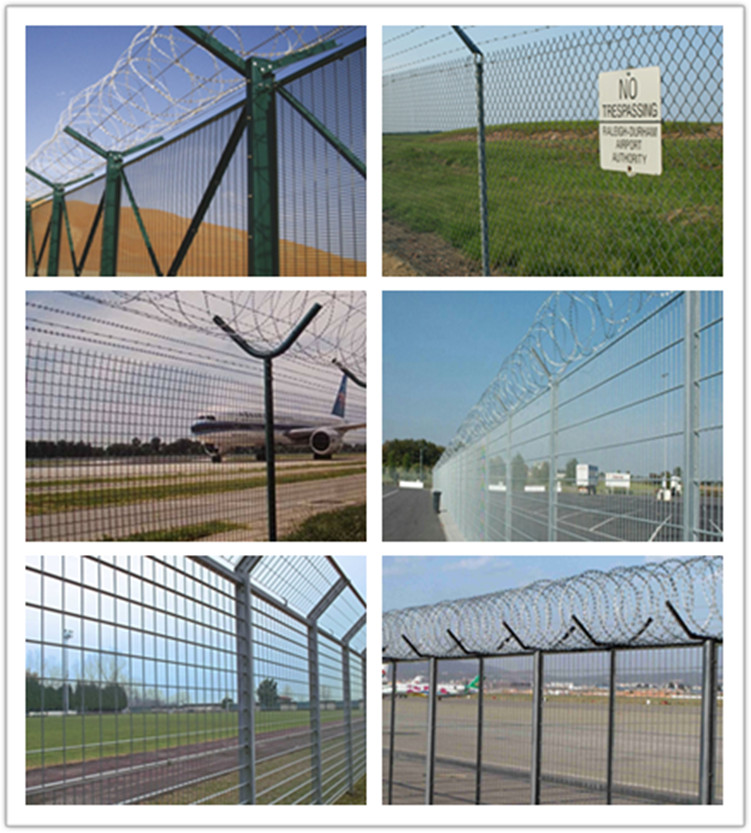 Airport Fence Panel Other