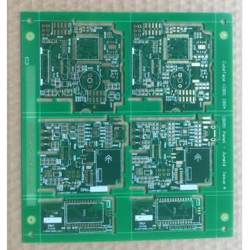 PCB hard gold and ENEPIG PCB