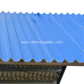 1-5.8m Fireproof MgO Roofing Sheet
