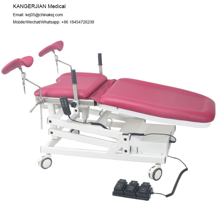 Electric Controlled Delivery Examination Table