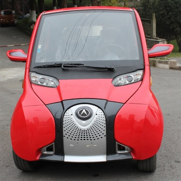 E-car with High Mobilze