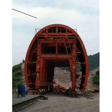 Professional Railway Tunnel Lining Trolley Formwork