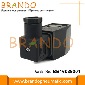 CKD Type DIN43650A Connector Electric Magnetic Solenoid Coil