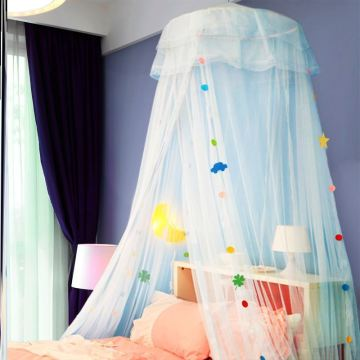 Baby Infant Toddler Bed Dome Cots Mosquito Netting