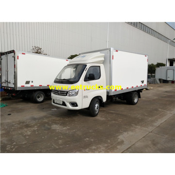 1ton Foton Refrigerated Mini Trucks