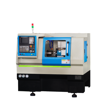 CNC Machine With Linear Guideway Flat Bed