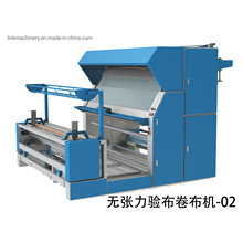 Fabric Inspection Rolling Winding Machine