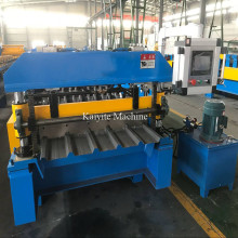 Galvanized Metal IBR Roof Sheet Roll Forming Machine