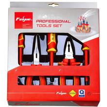 VDE 5pcs screwdriver and plier set