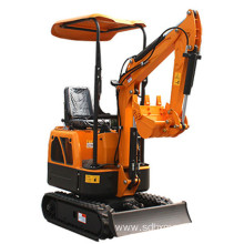 farm digger mini excavator 1 ton for sale