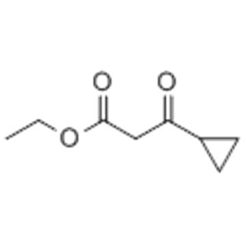 Ethyl 3-cyclopropyl-3-oxopropanoate CAS 24922-02-9