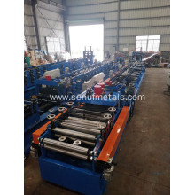 CZ Interchangeable Purlin Roll Forming Machine