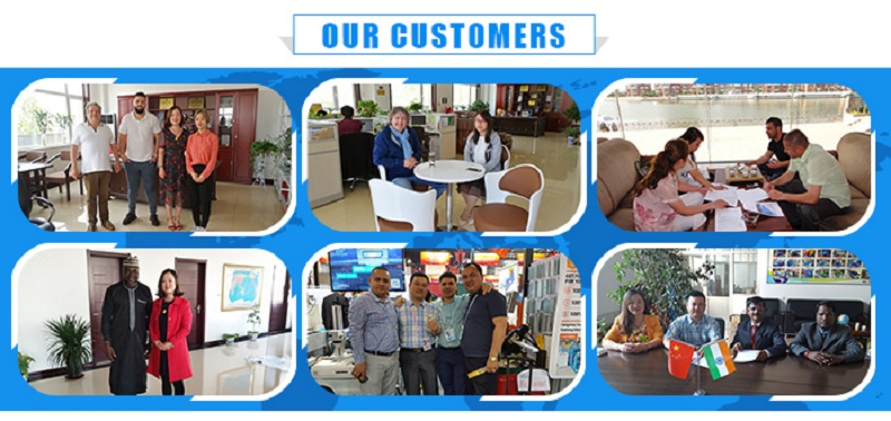 Our customers - 800
