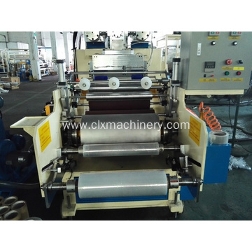 Double-Layer Co-Extruded Mini Cast Cling Film Line