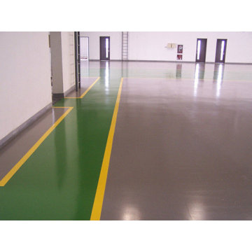 Polyurethane Mortar Resin Floor