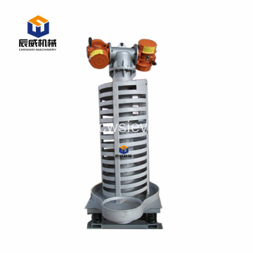 rice powder screw vertical elevator