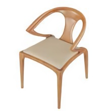 Modern New Design Wooden Dining Chair