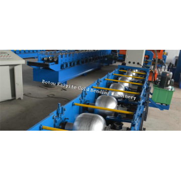 Roof Rain Gutter Roll Forming Machine