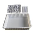 ISO13485 Hospital supply surgical plastic packaging trays