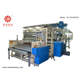 1500mm Three Layers Stretch Film Making Machine