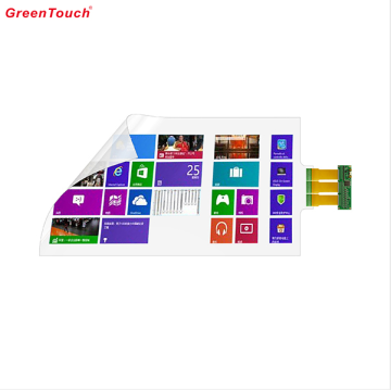 Lcd led Touch Screen Foil 70 Inch