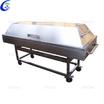 MCTSC-4 mortuary mortuary cart with lid