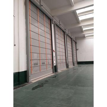grutte szie pvc rolling up door