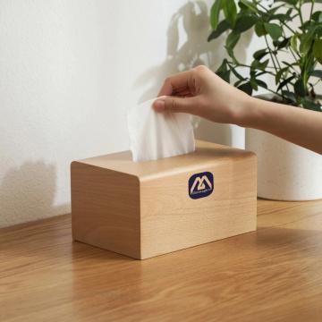Tissue Box Holder for Office Kitchen Bathroom and Livingroom