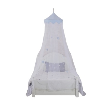 Hanging Girls Beds Mosquito Nets Stars Decor Canopy