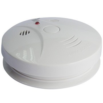 co detector in security system