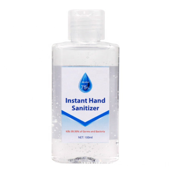 Instant Antibacterial 75% Alcohol Hand Sanitizer