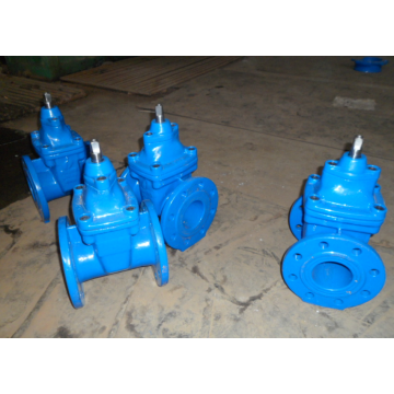Ductile Iron Resilient Sented Gate Valve