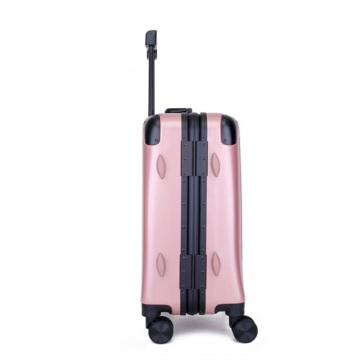 Hot Selling Teenagers women PC Hand Trolley Luggage