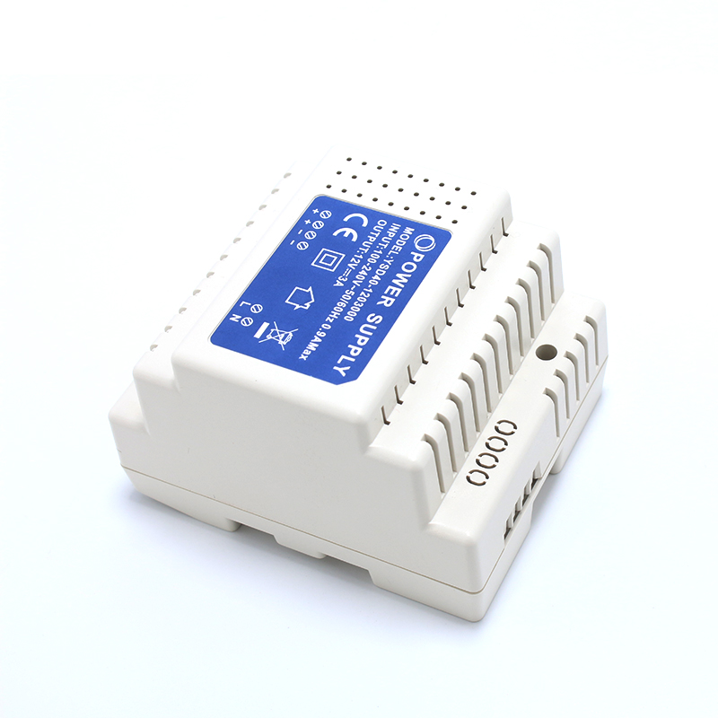 Single Output DC 36V 1A DIN RAIL Power Supply