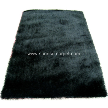 1200D Silk Shaggy With Plain Color