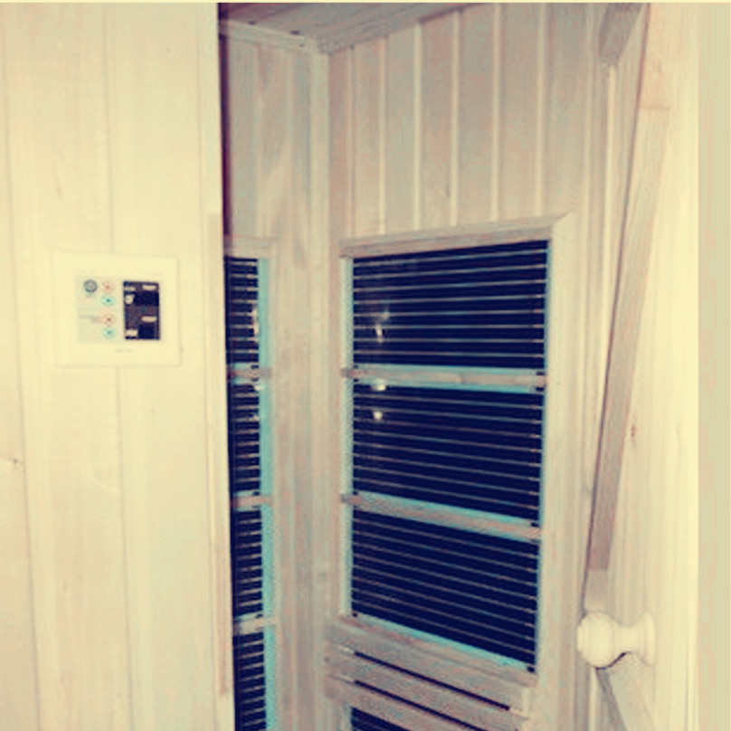 sauna heating film